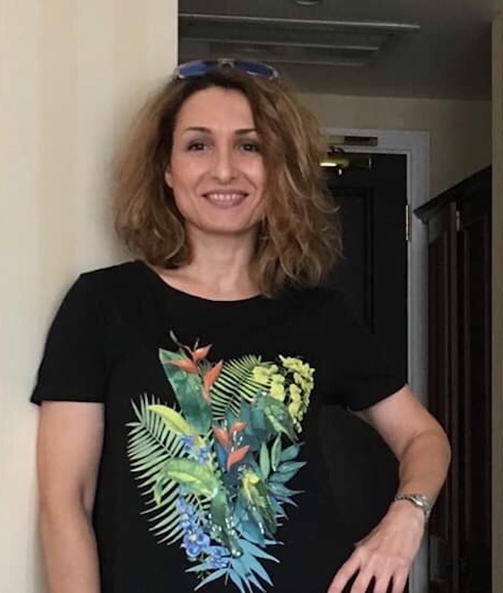 Rania Efthymiadou, Surrey Greek Lessons, Greek Lessons in Coulsdon